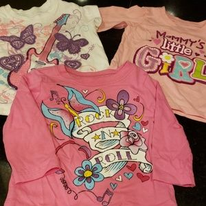 Children's Place size 6-9 month shirt bundle